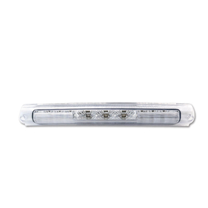 Ford F150 1997-2003 Chrome LED Tercer tercer freno Luces traseras Luces de freno traseras